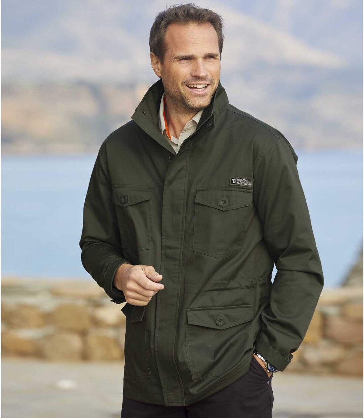 Safari-jas voor avonturiers Atlas For Men