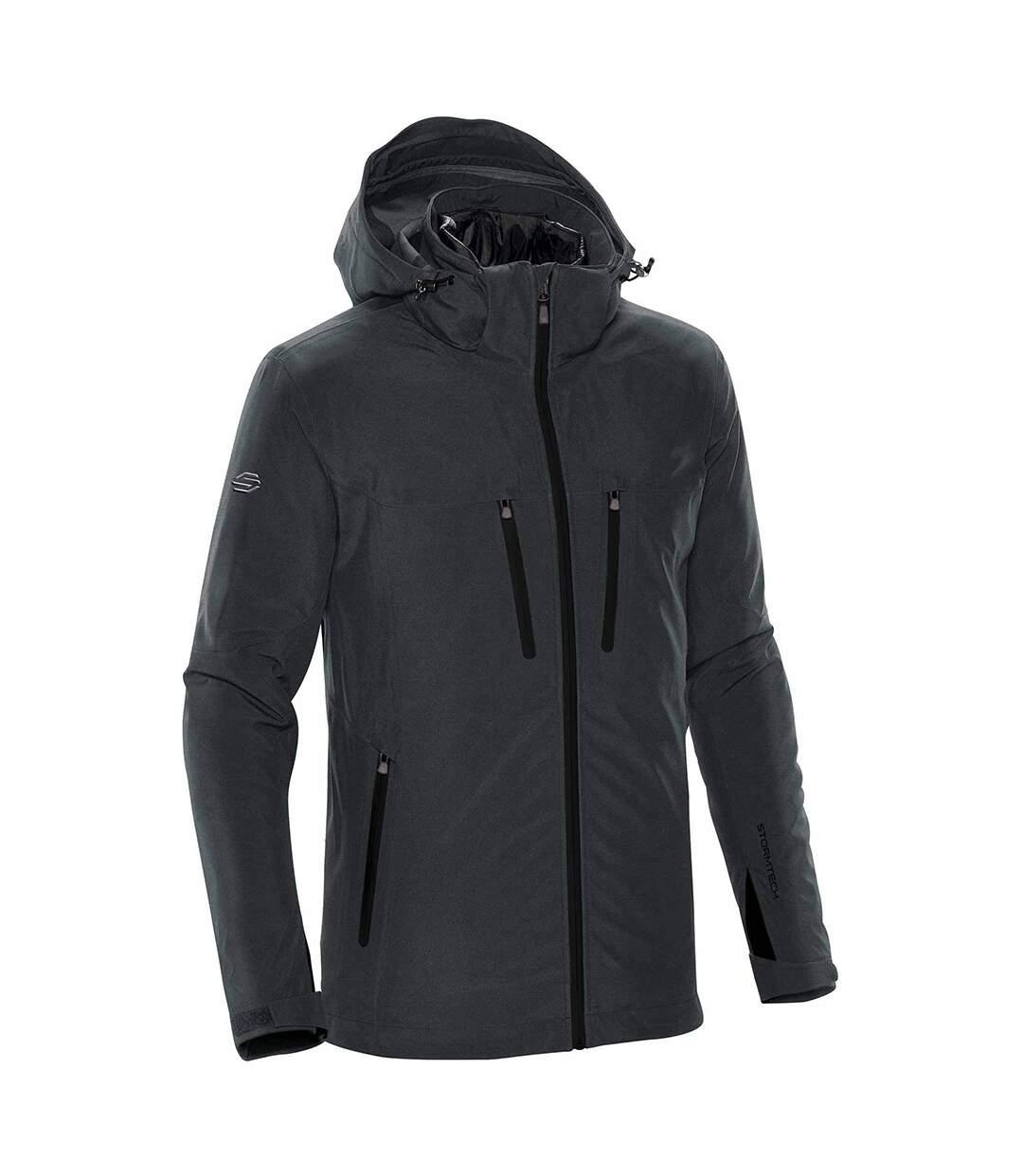 Stormtech Mens Matrix System Jacket (Black/Carbon) - UTBC4116