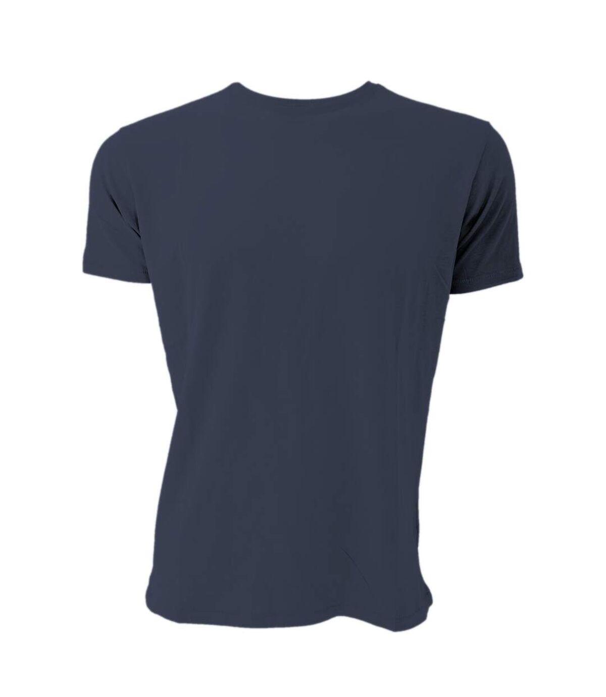 Mantis Mens Superstar Short Sleeve T-Shirt (Dark Navy) - UTBC675
