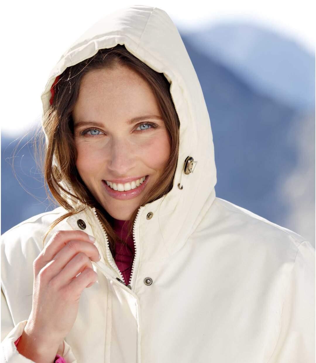 Parka Snow à Capuche