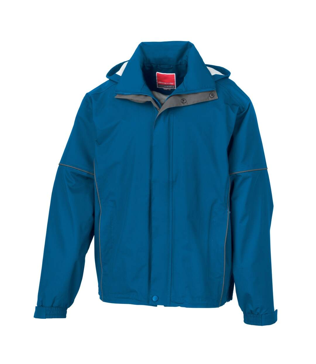 Result Mens Urban Outdoor Fell Lightweight Technical Jacket (Waterproof & Windproof) (Royal) - UTBC3050
