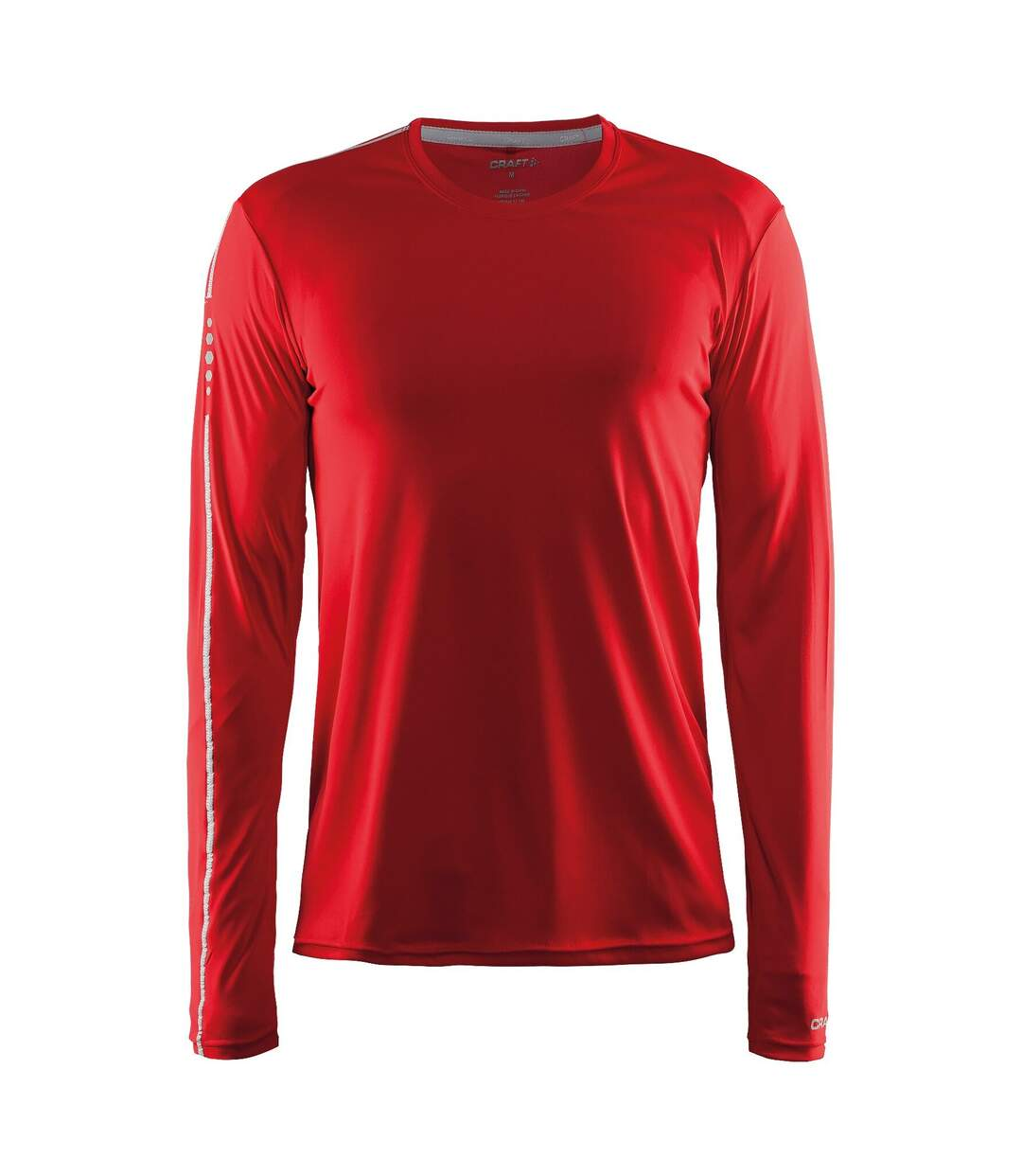 Craft Mens Mind Long Sleeve T-Shirt (Red) - UTRW6154