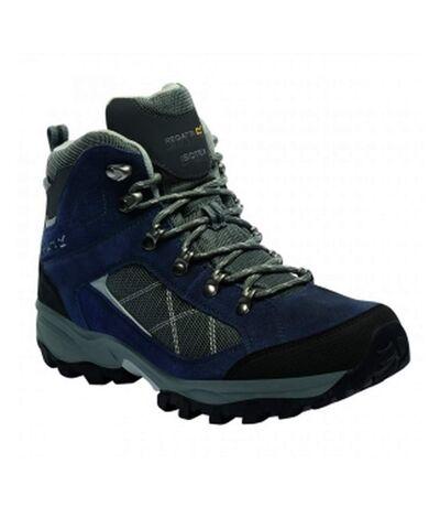 Regatta Great Outdoors Mens Kota Mid Walking Boot (Navy Blazer/Briar) - UTRG2839