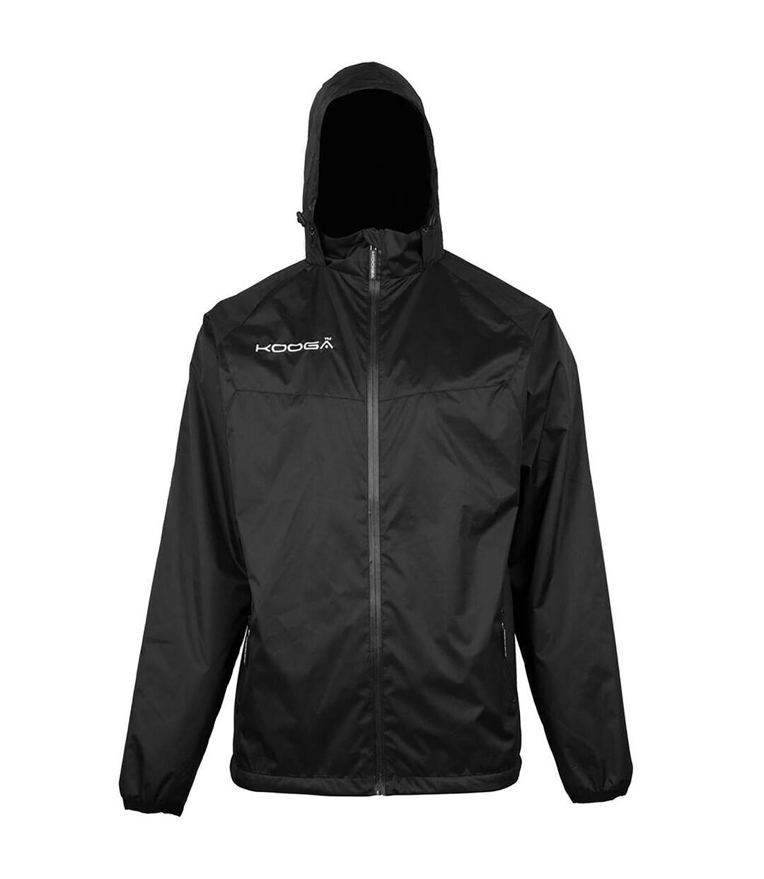KooGa Unisex Adult Elite Barrier Jacket (Black) - UTRW5129