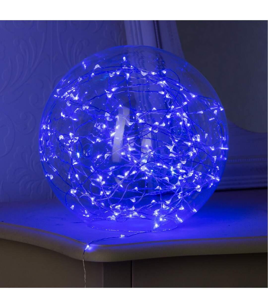 Feeric Christmas - Guirlande lumineuse Intérieur 20 MicroLED sur 1.90 m