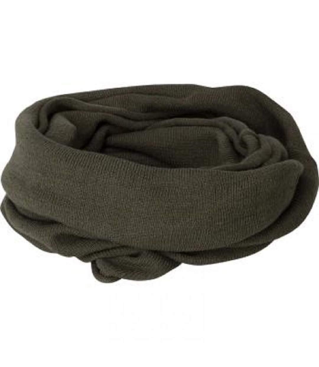 Echarpe - Tour de cou adulte - Taille unique - MB7302 - vert olive