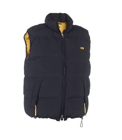 Caterpillar C430 Quilted Insulated Vest / Mens Jackets (Black) - UTFS158