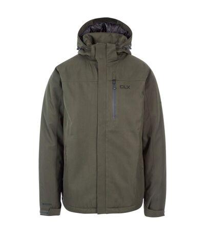 Trespass Mens Renner Waterproof Jacket (Olive) - UTTP4358