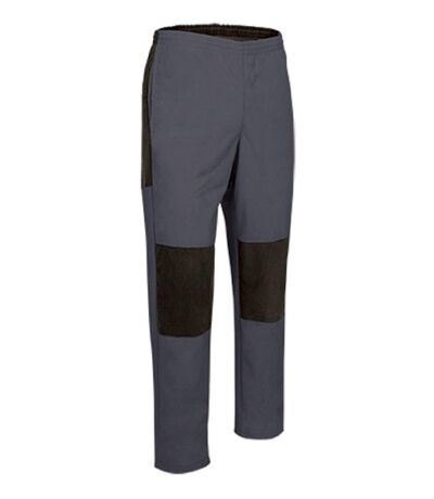 Pantalon trekking homme - HILL - gris charbon