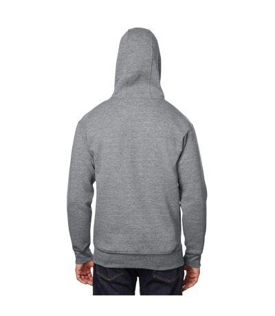 Gildan Mens Hammer Hooded Sweatshirt (White) - UTRW7327