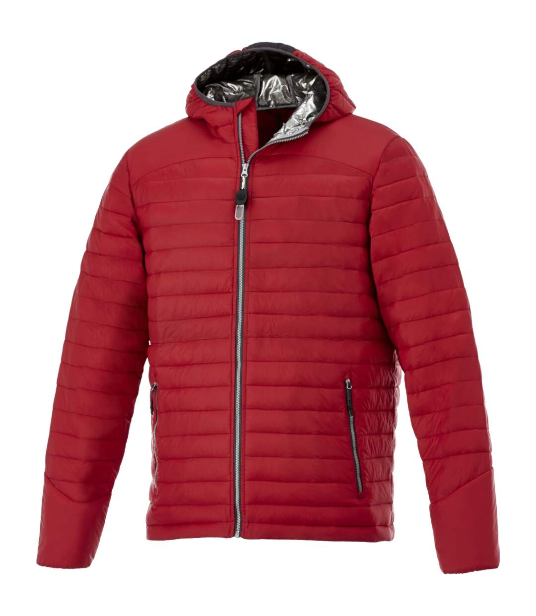 Elevate Mens Silverton Insulated Jacket (Red) - UTPF1928