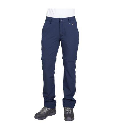 Trespass Womens/Ladies Eadie Convertible Trousers (Navy) - UTTP5027
