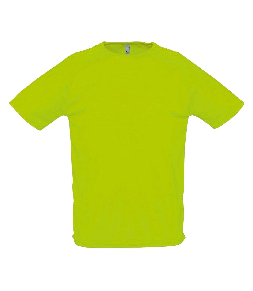 SOLS Mens Sporty Short Sleeve Performance T-Shirt (Neon Green) - UTPC303