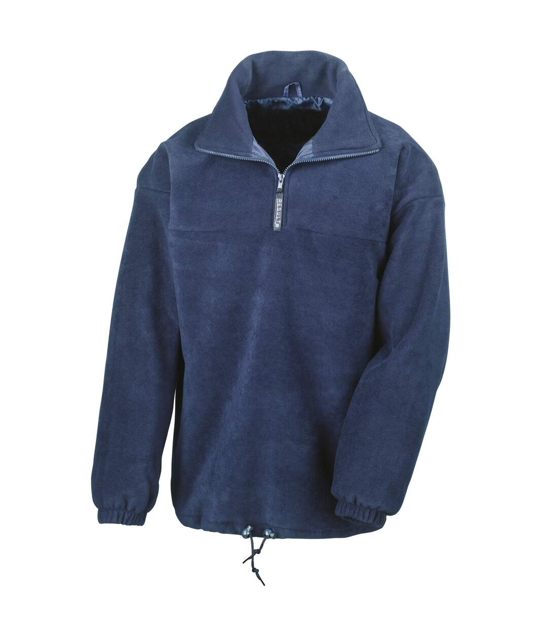 Result Mens Polartherm® Lined 1/4 Zip Fleece Top (Navy) - UTRW3223