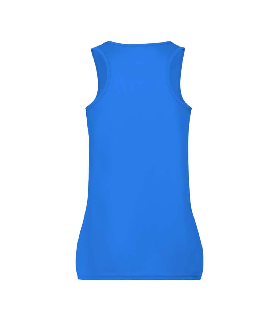 Fruit Of The Loom Mens Moisture Wicking Performance Vest Top (Royal Blue) - UTRW4705
