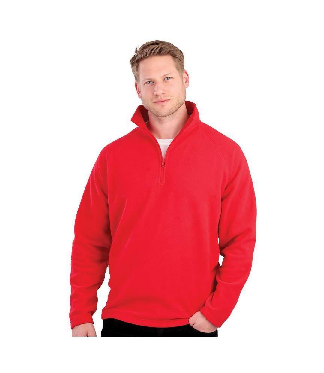 Result Core Micron - Haut polaire - Homme (Rouge) - UTBC849