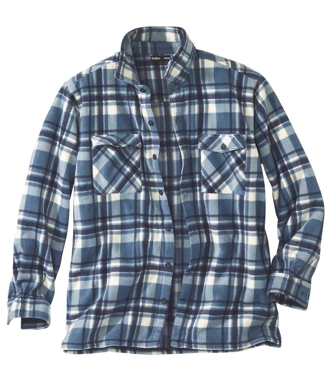 Fleecová svrchní košile Rocheuses