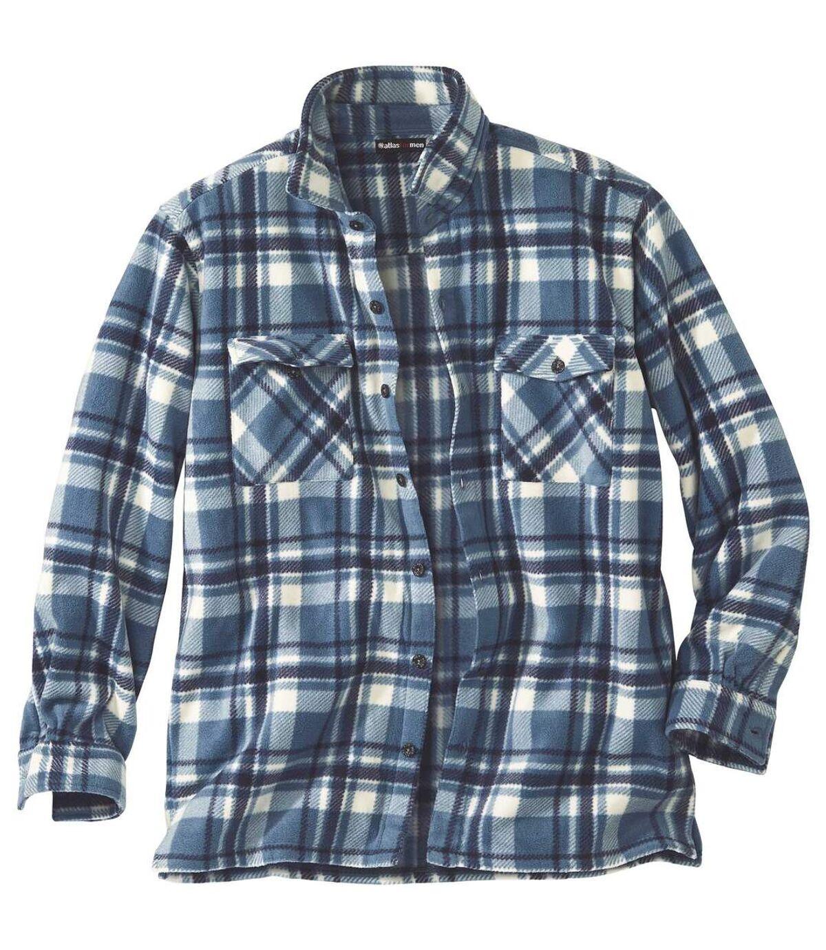 Fleecová svrchní košile Rocheuses  Atlas For Men