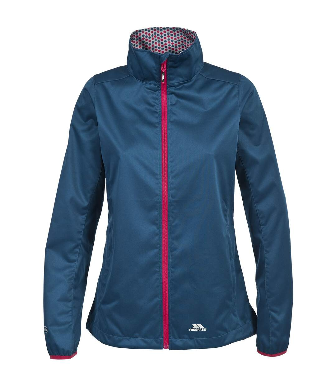 Trespass Womens/Ladies Frieda Waterproof Softshell Jacket (Midnight Blue) - UTTP3500