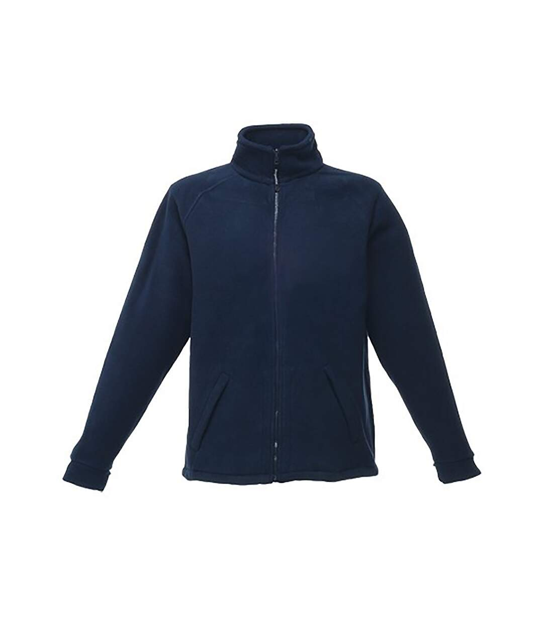 Regatta Great Outdoors Unisex Sigma Symmetry Heavyweight Anti-Pill Fleece Zip Up Jacket (380 GSM) (Dark Navy) - UTRG1843