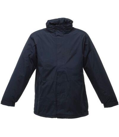 Regatta Mens Beauford Waterproof Windproof Jacket (Thermoguard Insulation) (Navy Blue) - UTBC807