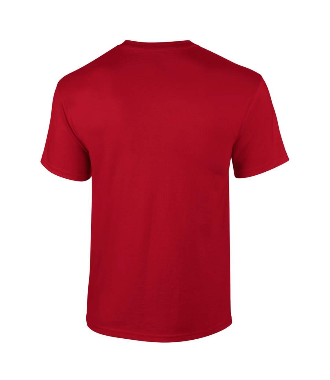Gildan - T-shirt à manches courtes - Homme (Gris sport) - UTBC475