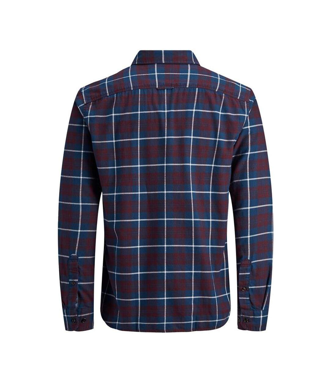 Chemise à Carreaux Bleue Rouge Jack&Jones Washington