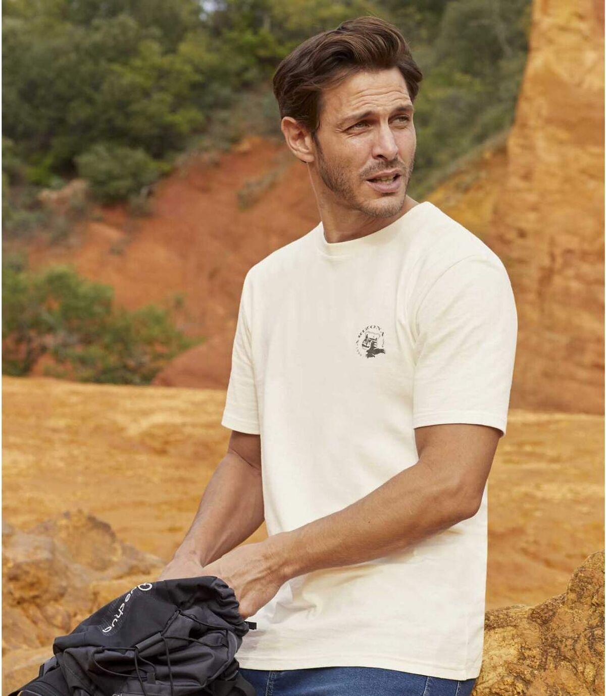 4er-Pack T-Shirts Arizona Eagle Atlas For Men