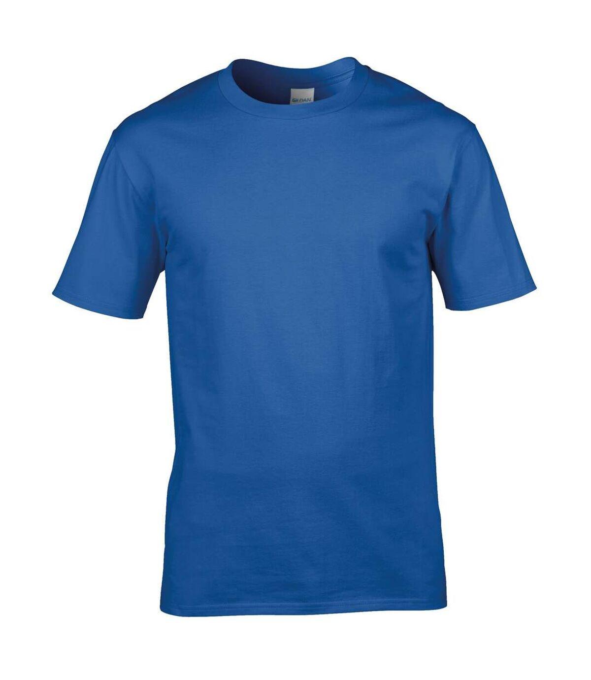 Gildan Mens Premium Cotton T-Shirt (Sport Grey) - UTPC3231