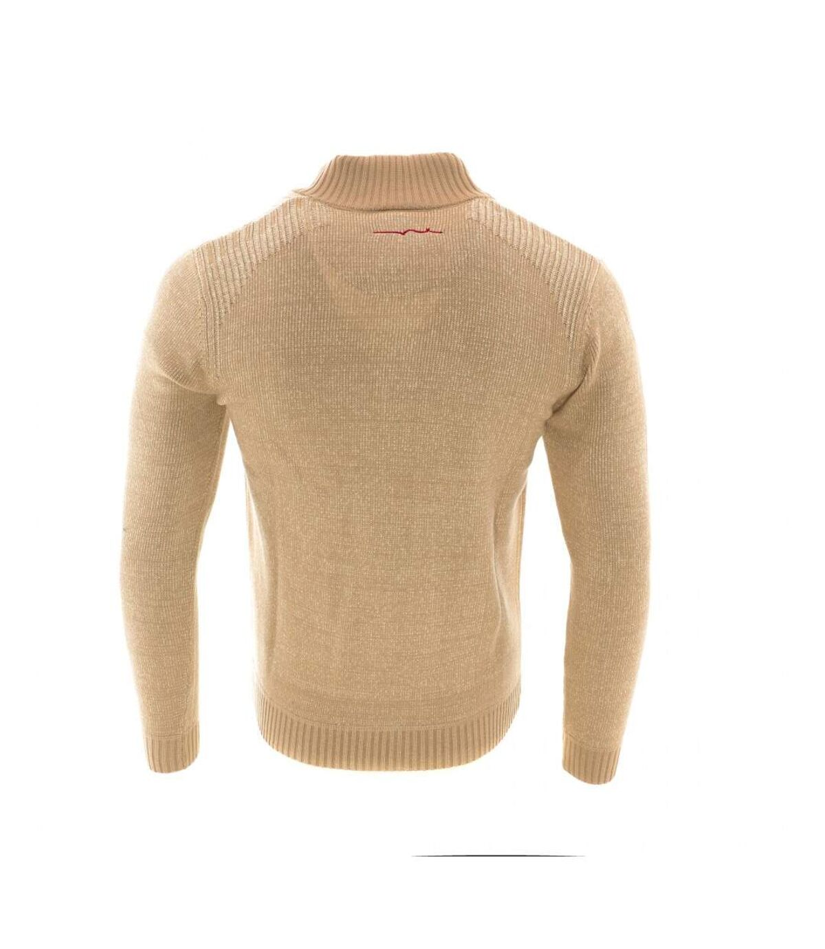 Pull beige homme Teddy Smith Loric