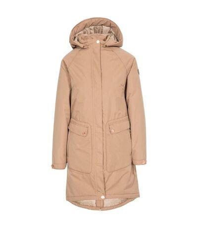 Trespass Womens/Ladies Tamara Waterproof Jacket (Fudge) - UTTP5180