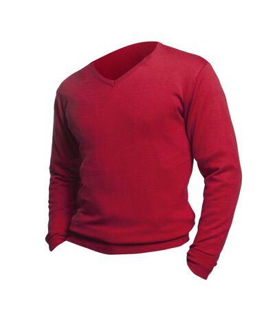 SOLS Mens Galaxy V Neck Sweater (Navy) - UTPC400