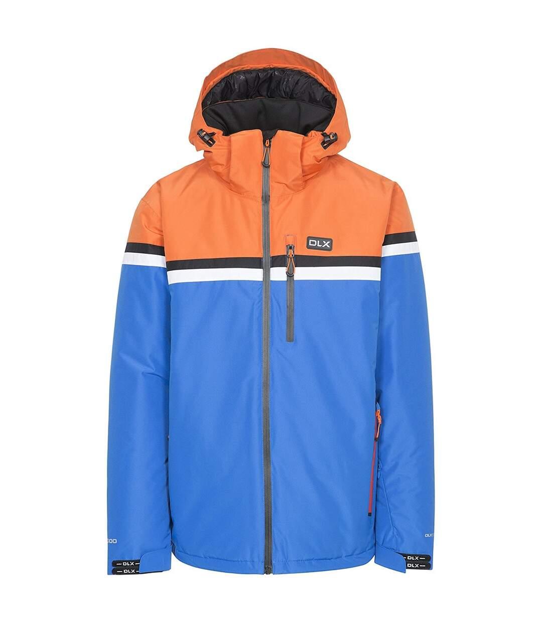 Trespass Mens Niven DLX Waterproof Ski Jacket (Blue) - UTTP3788