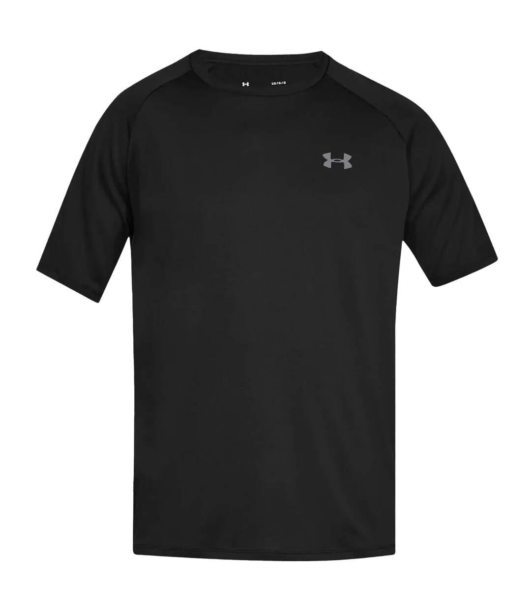 Under Armour Mens Tech T-Shirt (Black) - UTRW7749
