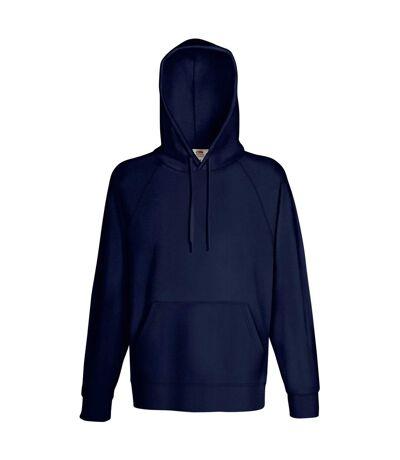 Fruit Of The Loom - Sweatshirt à capuche léger - Homme (Bleu marine profond) - UTBC2654