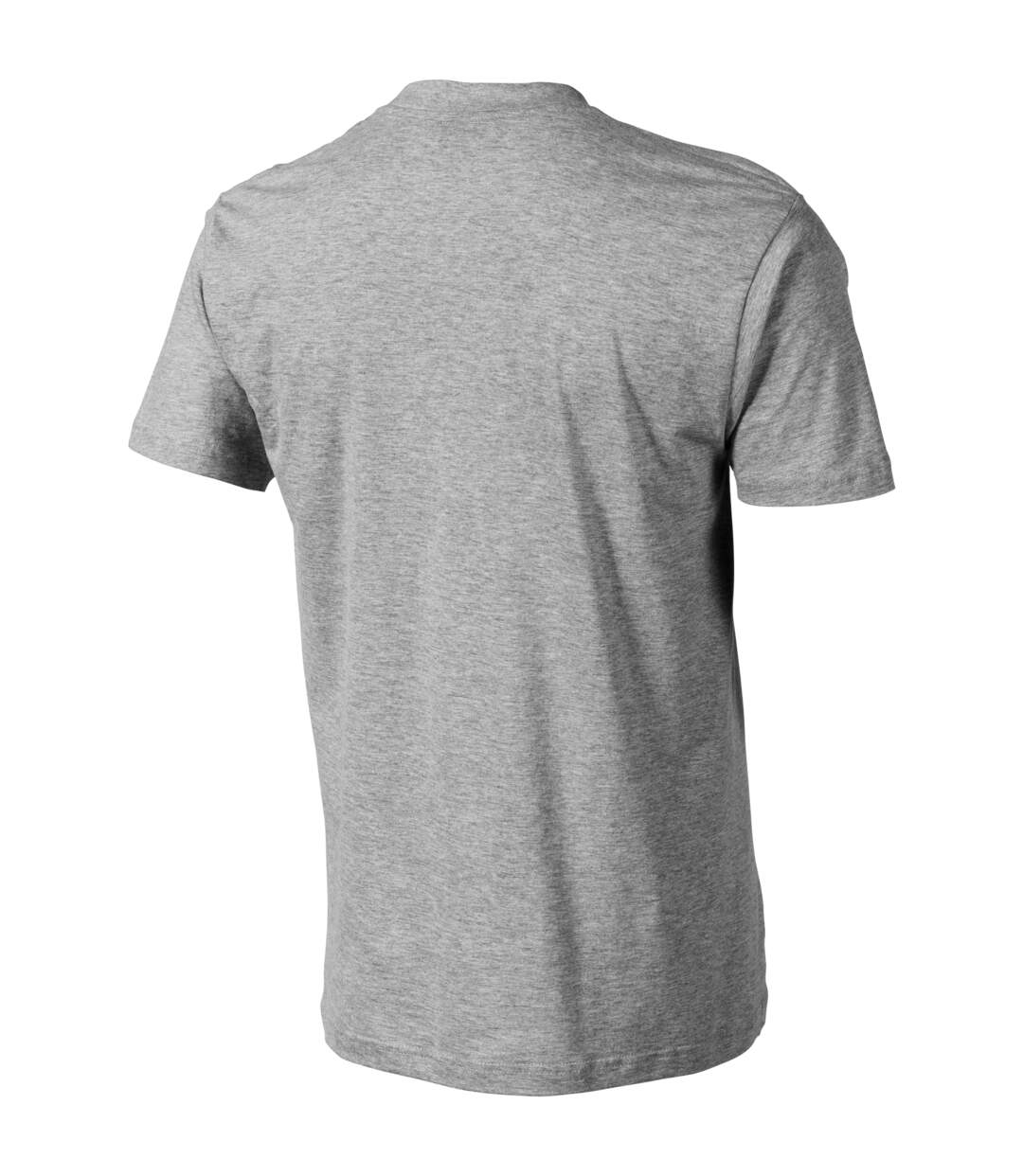 Slazenger Mens Return Ace Short Sleeve T-Shirt (Grey Melange) - UTPF1804