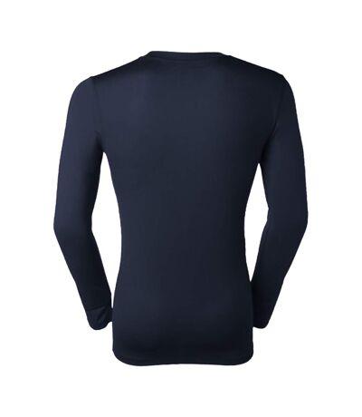 Gamegear® Mens Warmtex® Long Sleeved Base Layer / Mens Sportswear (White) - UTBC438
