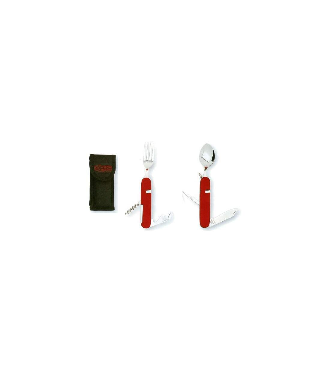 Couvert camping Keen Blades rouge