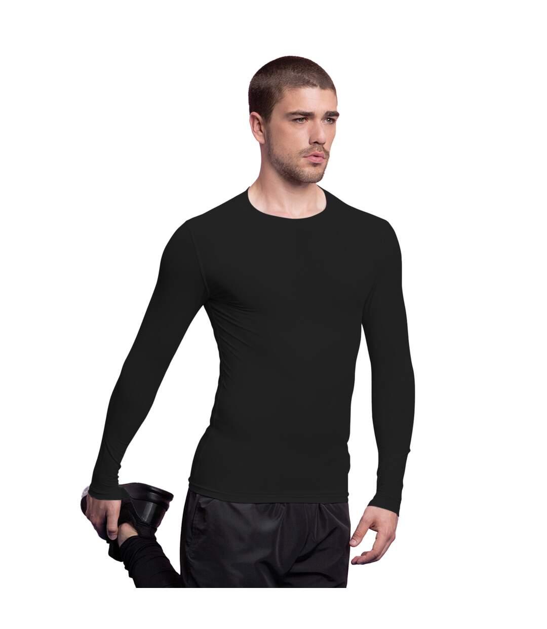 Gamegear® Warmtex - T-shirt thermique à manches longues - Homme (Bleu marine) - UTBC438