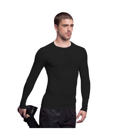 Gamegear® Mens Warmtex® Long Sleeved Base Layer / Mens Sportswear (Navy Blue) - UTBC438