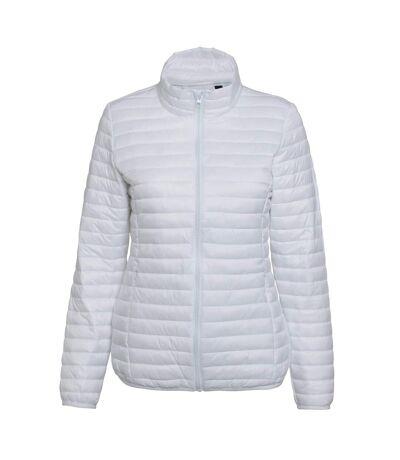 2786 - Doudoune - Femme (Blanc) - UTRW3847