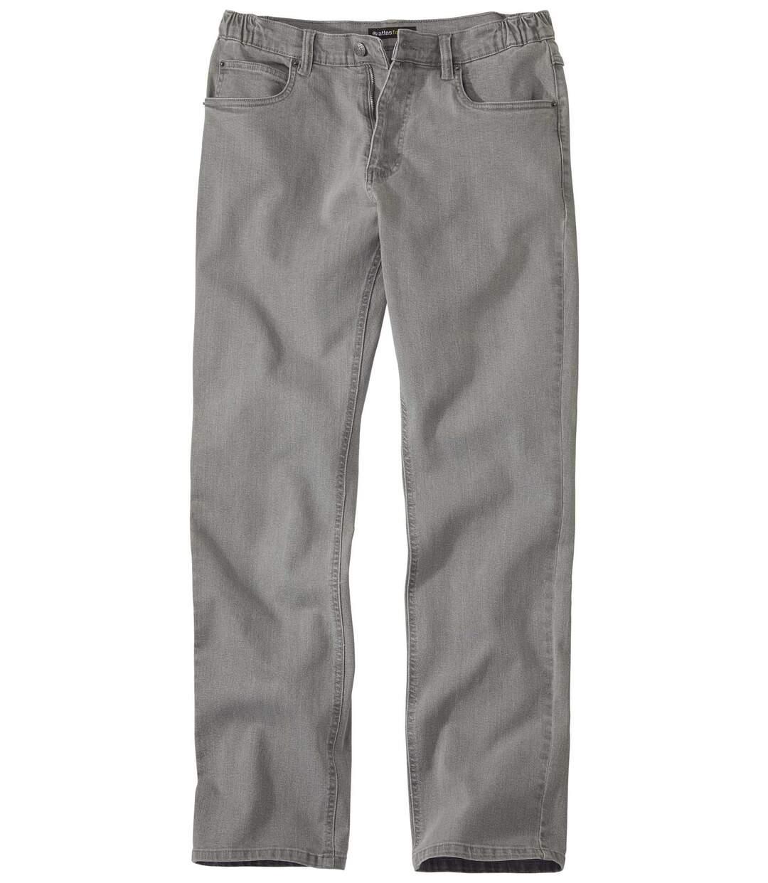 Strečové džínsy Regular