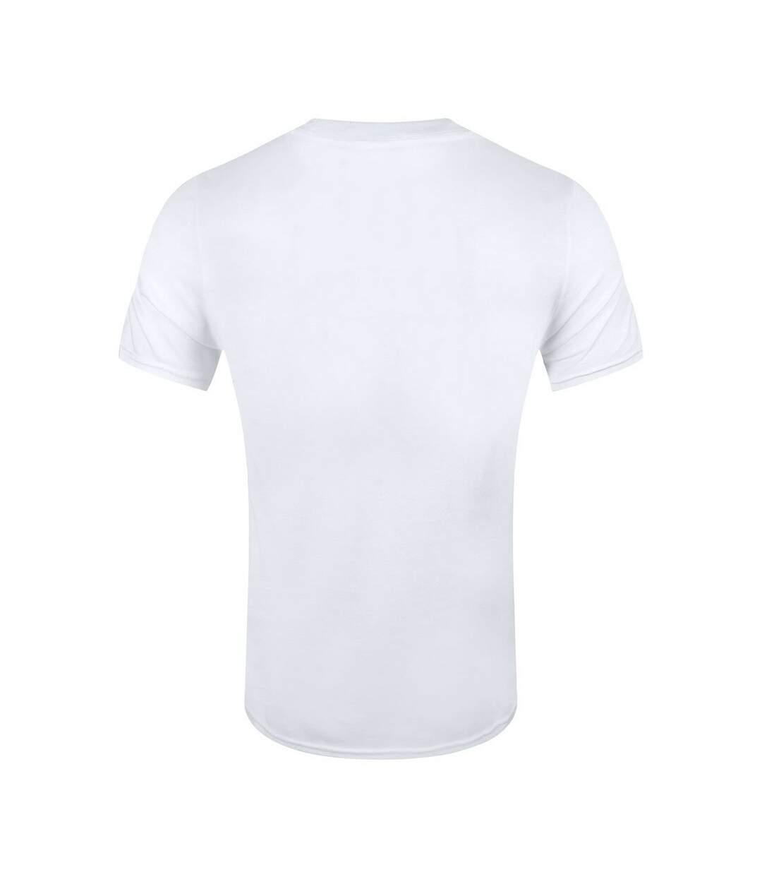 Tokyo Spirit Mens Kurai Orb Sub T-Shirt (White) - UTGR1867