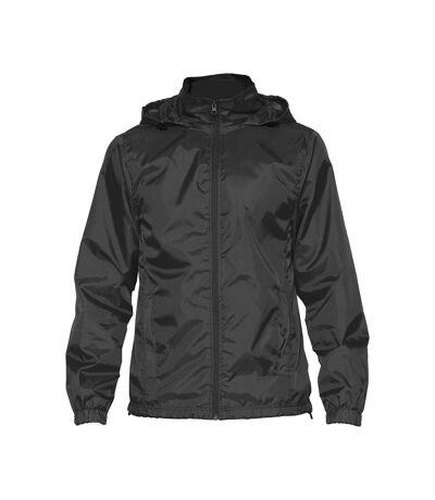 Gildan Mens Hammer Windwear Jacket (Black) - UTPC3988