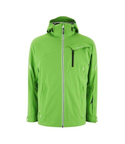 Dare 2B Mens Ski Sport Well Versed Jacket (Fairway Green) - UTRG242
