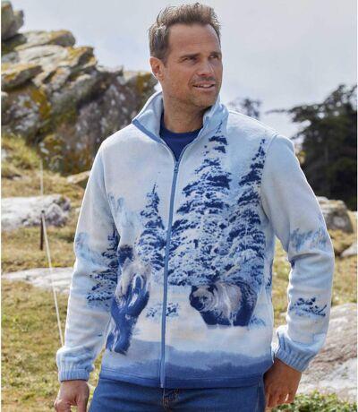 Флисовая Куртка «Медведи»