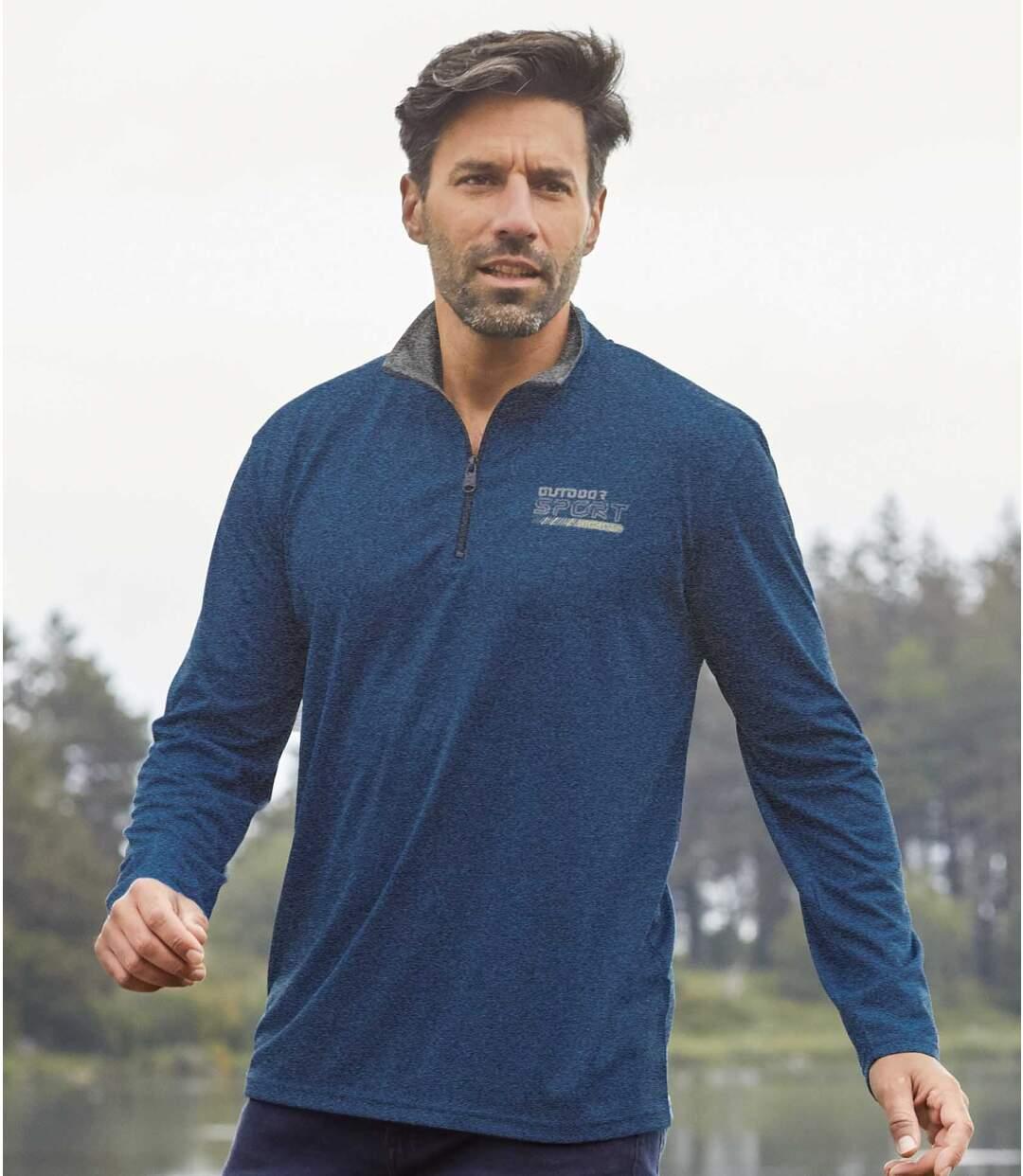 2er-Pack Poloshirts Outdoor mit RV-Kragen