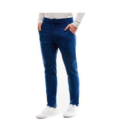 Pantalon chino pour homme Chino P853 bleu