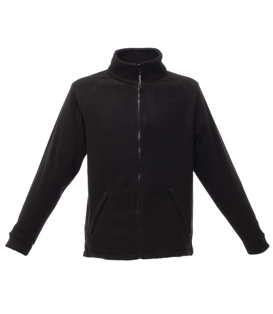Regatta Sigma Symmetry Heavyweight Anti-Pill Fleece Jacket (380 GSM) (Black) - UTBC809