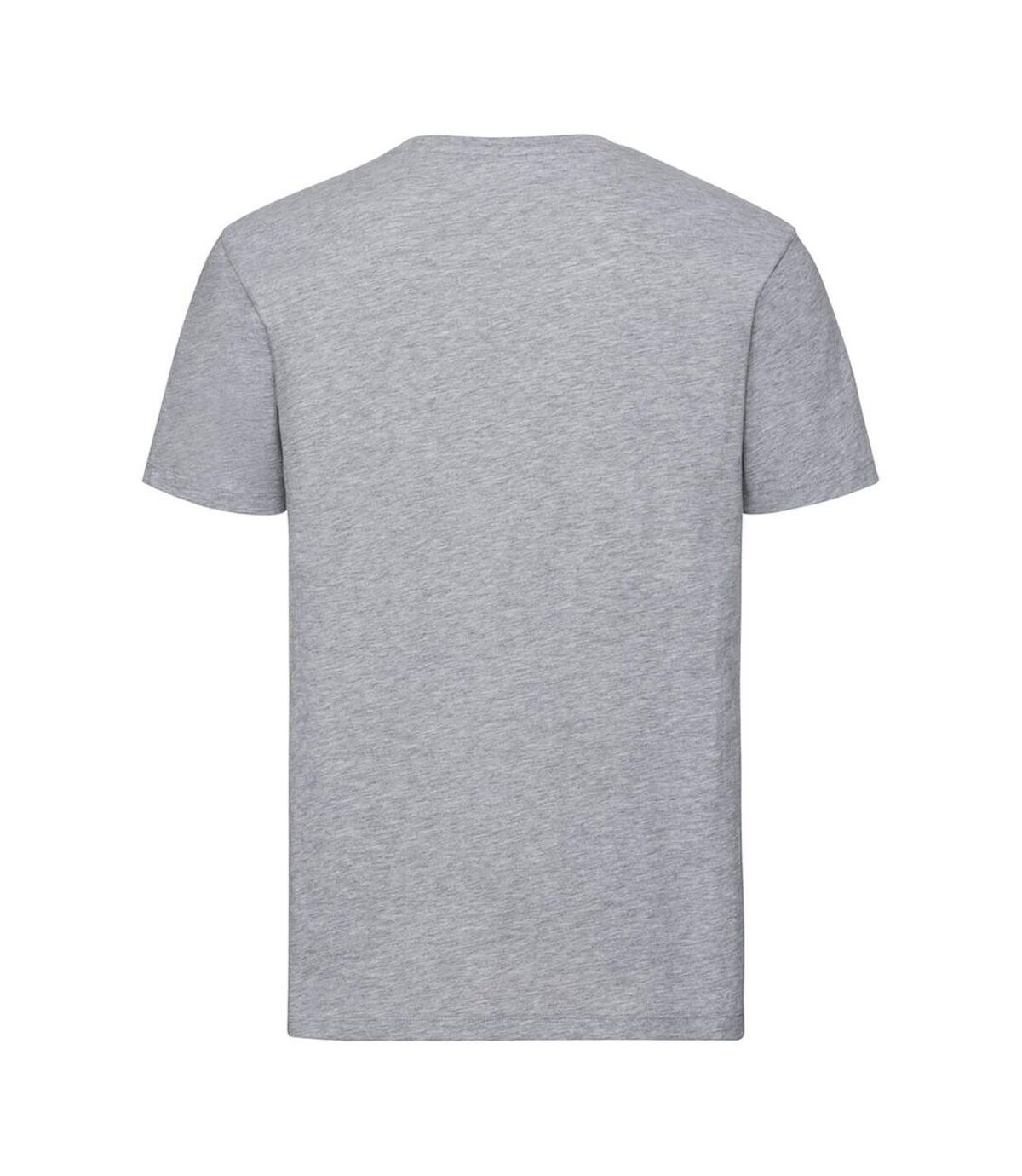Russell - T-shirt manches courtes AUTHENTIC - Homme (Gris clair) - UTPC3569